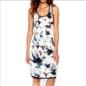 Kensie Cross back dress